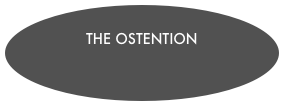 THE OSTENTION